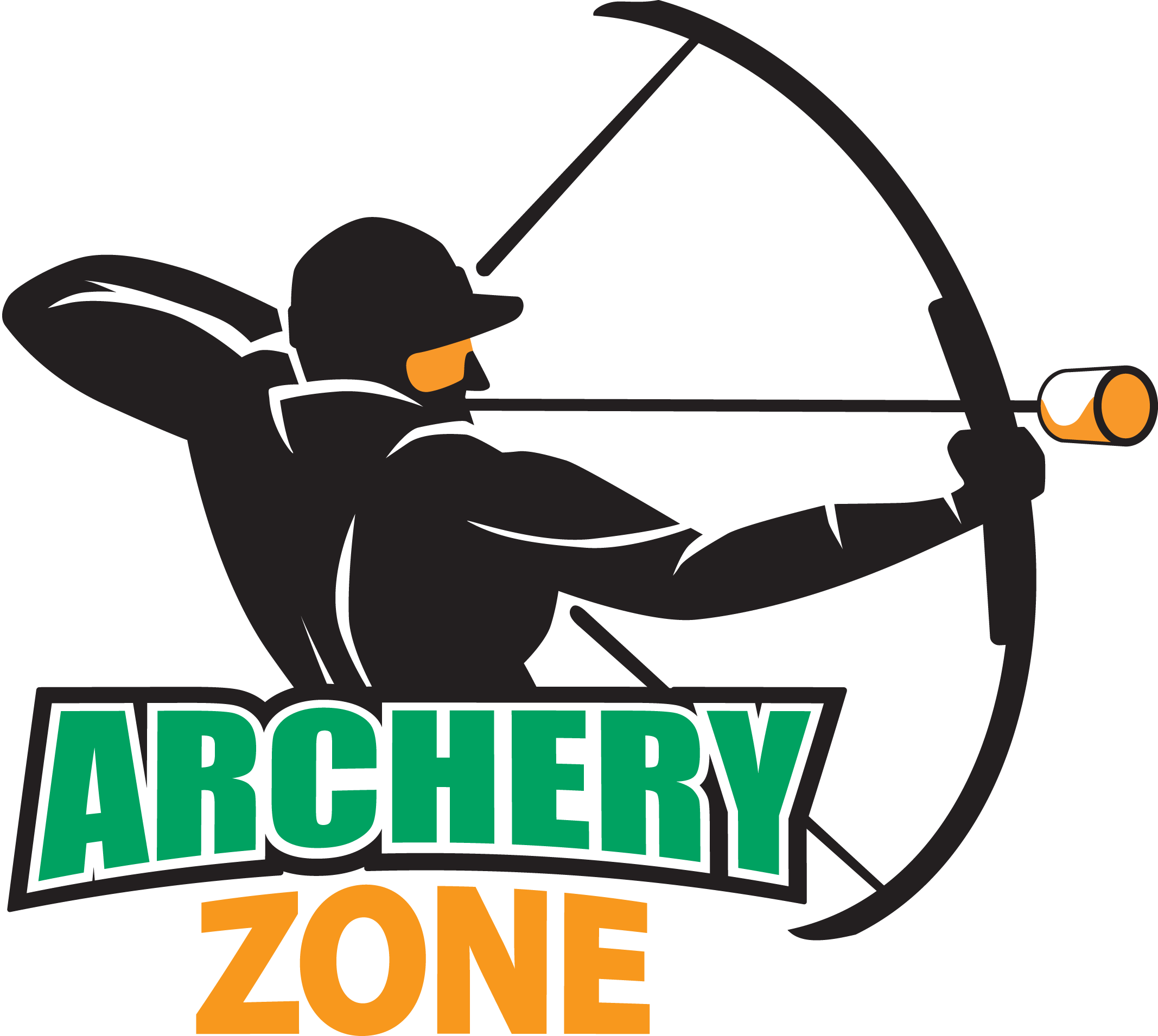 Archery Zone Logo
